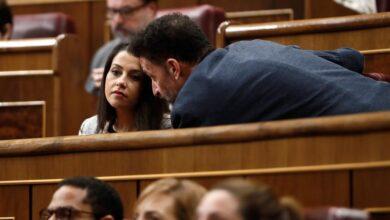 """Cs quiere oficializar """"ya"""" la negociación de los Presupuestos con Sánchez"""
