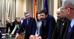 """Vox se lanza contra el """"trizquierdito"""" de PSOE, Podemos... y PP"""
