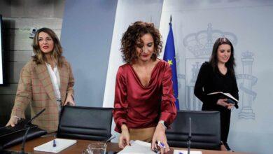 Sin unidad en el Gobierno el 8-M: los ministros de PSOE y Podemos irán por separado