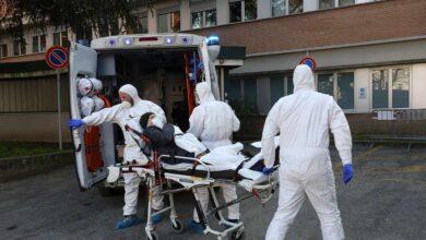 Crisis del coronavirus en el norte de Italia: prohibido dar la mano en misa