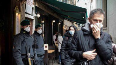 Italia redobla esfuerzos contra el coronavirus mientras se acelera la cascada de contagios
