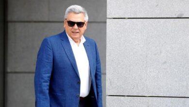 """El jefe de seguridad del BBVA, al comisario Villarejo: """"¡Hijo de puta con lo que cobras!"""""""