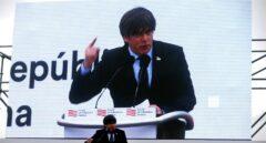 """Puigdemont pide reforzar su Consejo por la República porque """"la confrontación con el Estado es inevitable"""""""
