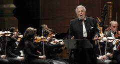 Plácido Domingo cancela sus representaciones en el Teatro Real antes de que este tome una decisión
