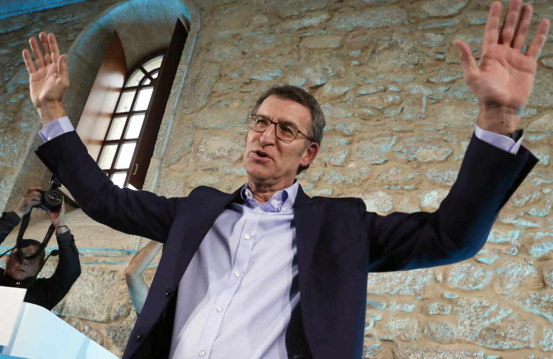 Génova espera un gesto de Feijóo con Cs para cerrar un acuerdo global con Arrimadas