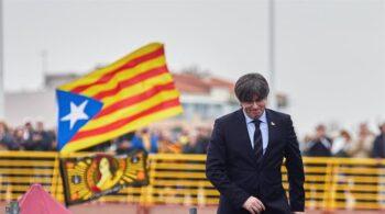 """Puigdemont lanza una campaña de """"objeción fiscal"""" contra la Monarquía"""