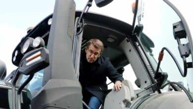 Las elecciones gallegas ponen a prueba a Feijóo como referente del PP