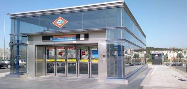 Reabre la estación de Metro de Hospital del Henares