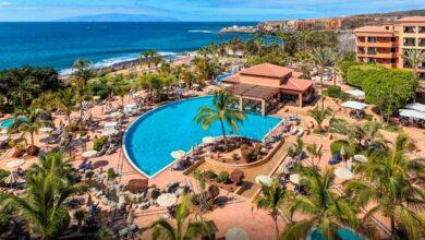 El hotel en cuarentena de Tenerife pide a sus clientes que no salgan de las habitaciones
