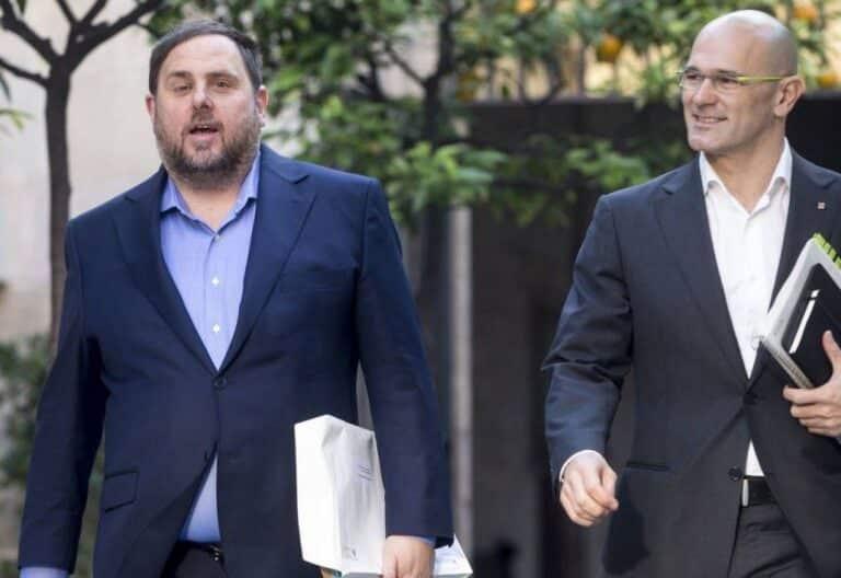 Junqueras y Romeva saldrán de prisión tres días a la semana para trabajar