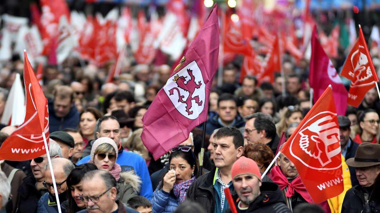 León ya se acerca a los números necesarios para pedir su independencia de Castilla