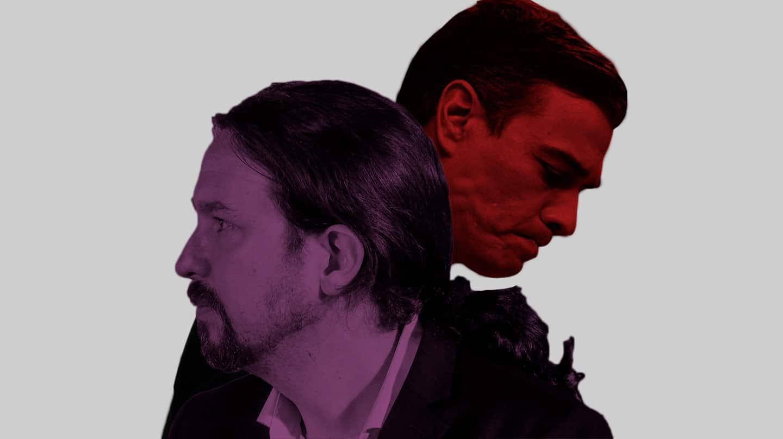 La política exterior enfrenta a Pablo Iglesias y Pedro Sánchez en ...