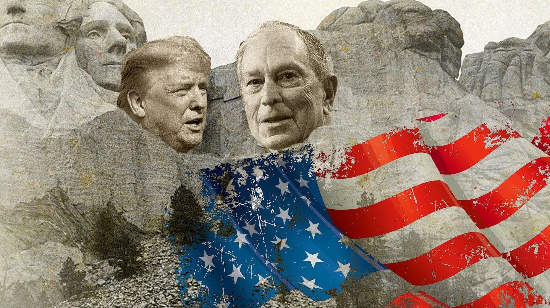 Bloomberg aspirante demócrata