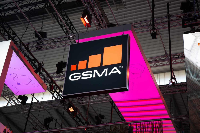 Logo de la GSMA, patronal de las 'telecos' y coorganizadora del Mobile World Congress