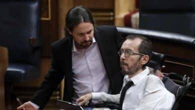 """La intervención de Echenique sobre la eutanasia desata la bronca en el Congreso: """"¡Es repugnante!"""""""