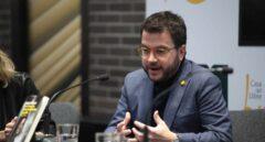 Pere Aragonès, vicepresidente de Cataluña, positivo por coronavirus