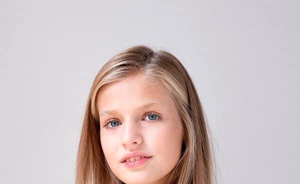 Princesa Leonor retrato 2020