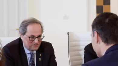 El Govern exige abordar la amnistía y el referéndum para volver a reunir la mesa de diálogo