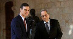 El independentismo reabre el frente catalán con la mesa de negociacion