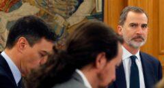 """La izquierda y el independentismo cargan contra el Rey por no reprobar a su padre: """"Vergüenza"""""""