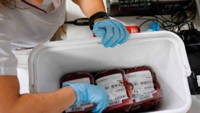 Madrid pide donaciones de sangre ante la caída significativa de las reservas