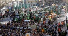 Las organizaciones agrarias estallan contra el Gobierno por dejarles fuera de la reunión sobre la crisis del campo
