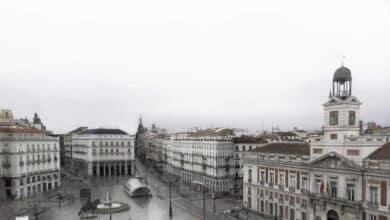 El profético fotógrafo español que vació las calles del mundo antes que el coronavirus