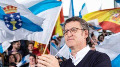 El BNG y los socialistas gallegos buscan destronar a Feijóo
