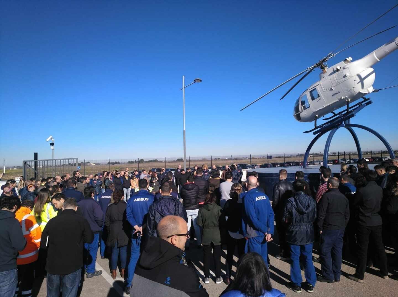 Los despidos de Airbus en España: concentra 370 en Madrid y 260 en Andalucía
