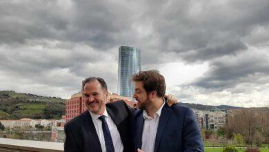 La excúpula de Ciudadanos en Alava 'ficha' por el PP vasco