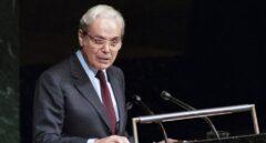 Muere a los 100 años Javier Pérez de Cuéllar, ex secretario general de la ONU