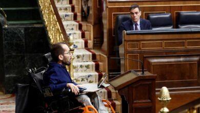 El socio de Gobierno de Sánchez pide moratoria también en el pago de alquileres