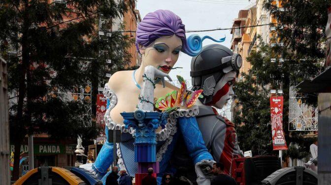¿Qué va a pasar con las Fallas de Valencia de 2021?