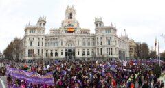 La Justicia ratifica la prohibición de celebrar manifestaciones por el 8-M en Madrid