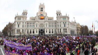 El PSOE de Madrid cuestiona la decisión de permitir manifestaciones el 8M