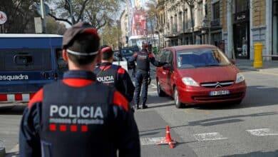 Los Mossos detienen a ocho personas en una orgía en Barcelona