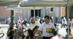 El paro baja en 129.378 personas en mayo, su mayor caída mensual desde 1996