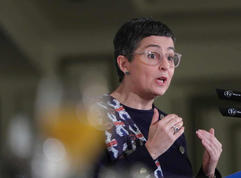 "Arancha González Laya: ""España no va a resolver la crisis de Venezuela"""