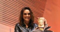 La periodista Mónica Carrillo gana el Azorín con la novela 'La vida desnuda'