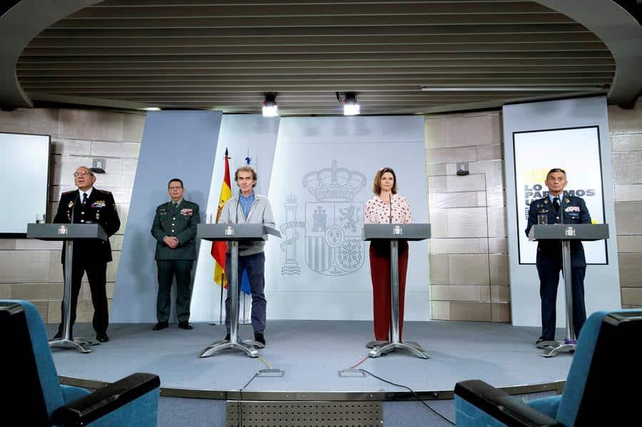 España supera los 1.000 muertos por coronavirus y roza los 20.000 contagiados