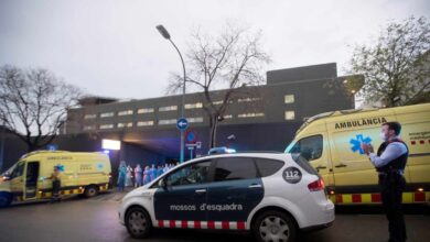 Cataluña acredita 7.097 muertos por coronavirus, casi el doble de la cifra oficial en hospitales