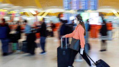 Madrid detecta 32 positivos de pasajeros llegados a Barajas en un mes