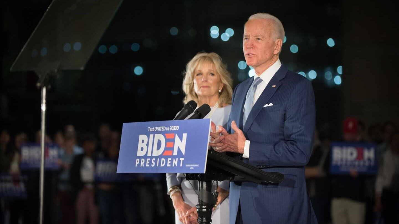Joe Biden victoria primarias Michigan