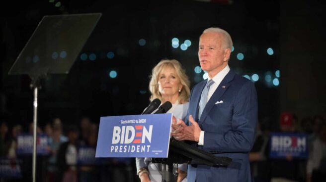 Joe Biden victoria primarias Michigan
