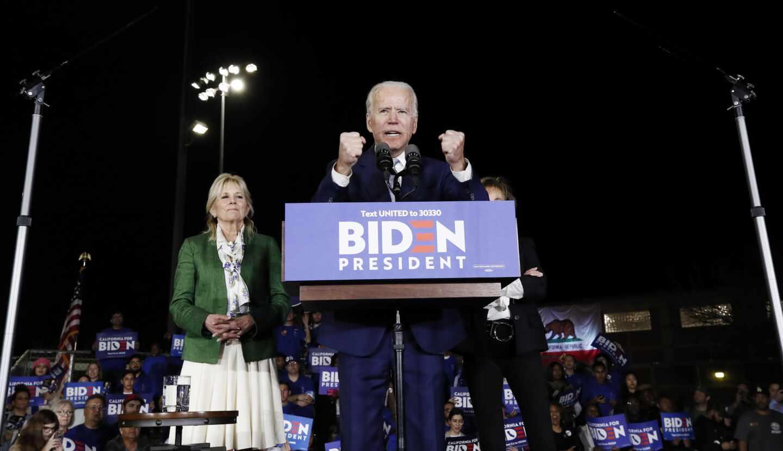Joe Biden Supermartes