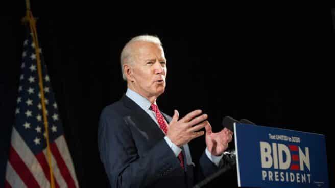 Joe Biden victoria primarias Florida