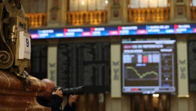Pánico en la bolsa: el Ibex se desploma casi un 8% y sufre la cuarta mayor caída de su historia