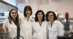 Las cuatro científicas de Genomica que han desarrollado un kit para detectar el coronavirus