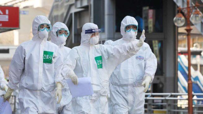 Corea del Sur coronavirus
