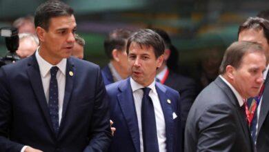 """Italia clama: """"Queridos amigos alemanes"""", no seáis egoístas, y aprobad los coronabonos"""